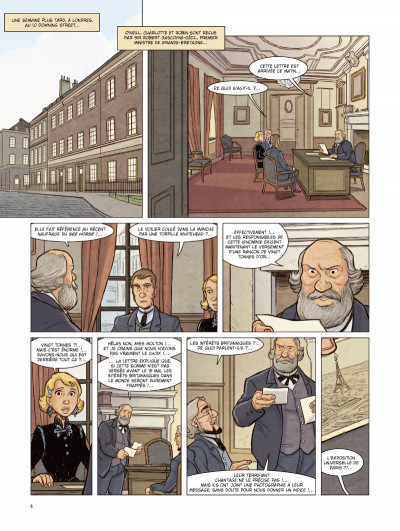 Page 2 Special branch tome 5