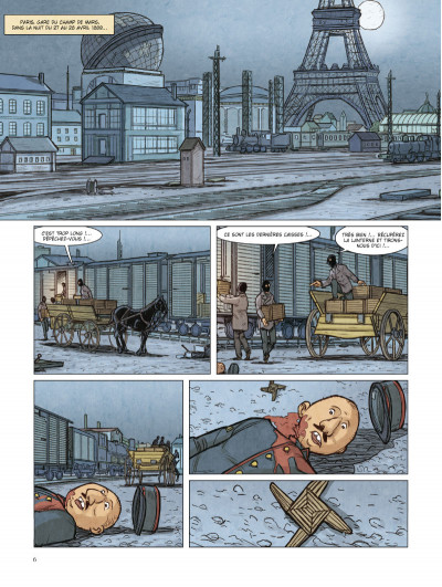 Page 4 Special branch tome 5