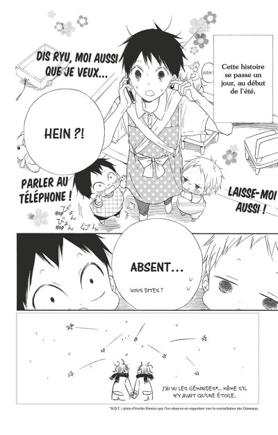 Page 7 Baby-sitters tome 7