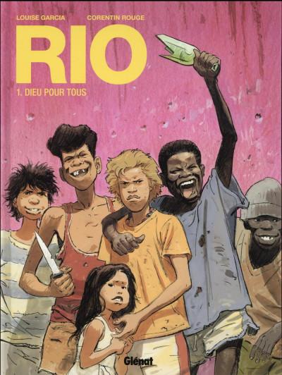 Couverture Rio tome 1