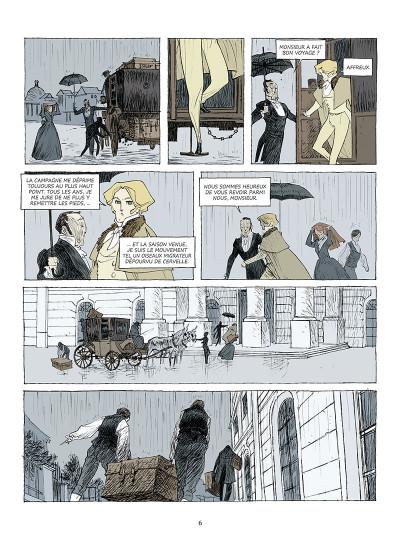 Page 2 Monsieur Désire ?