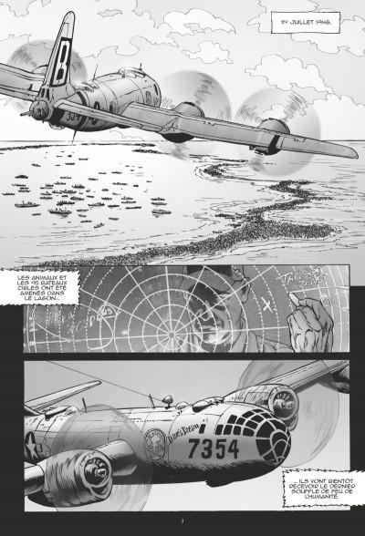 Page 1 Bikini atoll tome 1