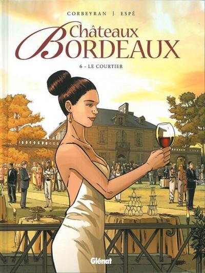 Couverture Châteaux Bordeaux tome 6