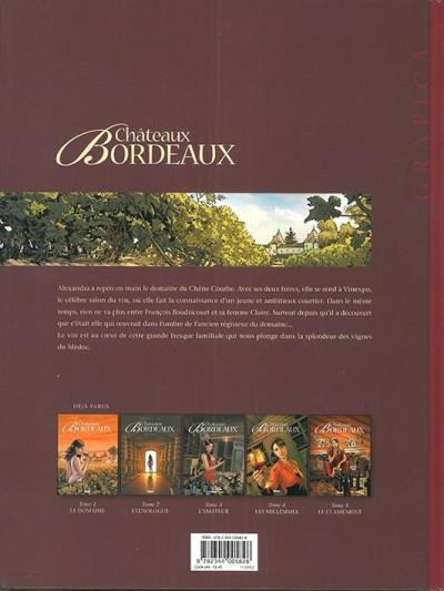 Dos Châteaux Bordeaux tome 6