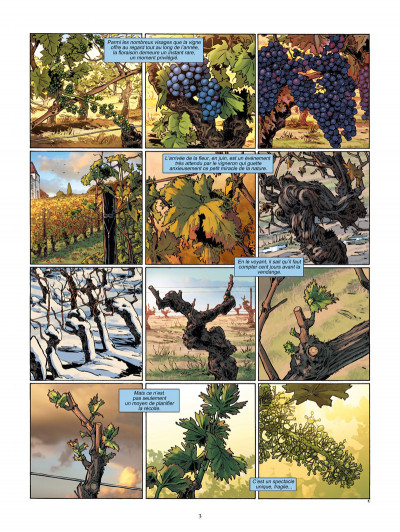 Page 1 Châteaux Bordeaux tome 6