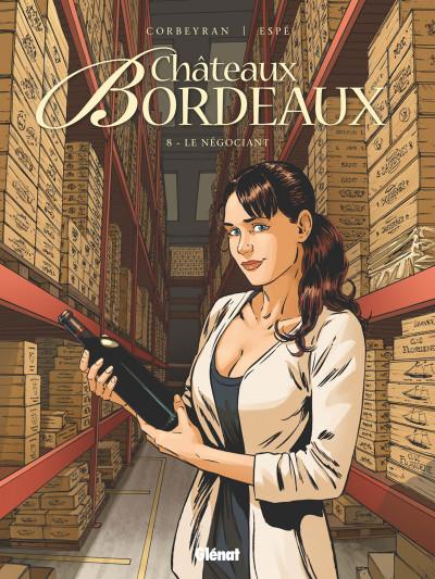 Couverture Châteaux Bordeaux tome 8