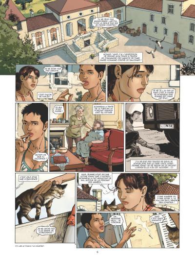 Page 4 Châteaux Bordeaux tome 8
