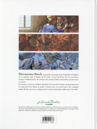Dos Les grands peintres - Bosch