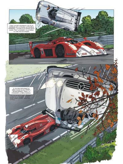 Page 1 24 heures du mans - 1999