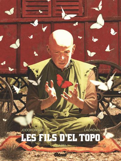Couverture Les fils d'El Topo tome 2