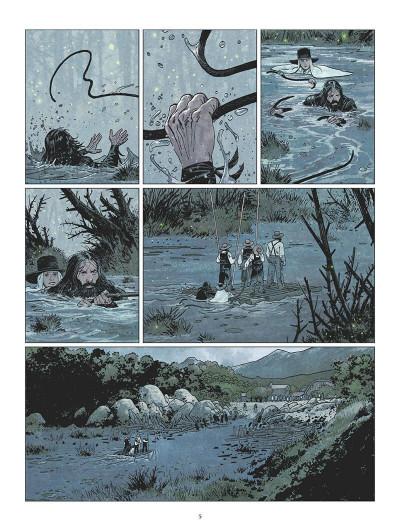 Page 6 Les fils d'El Topo tome 2