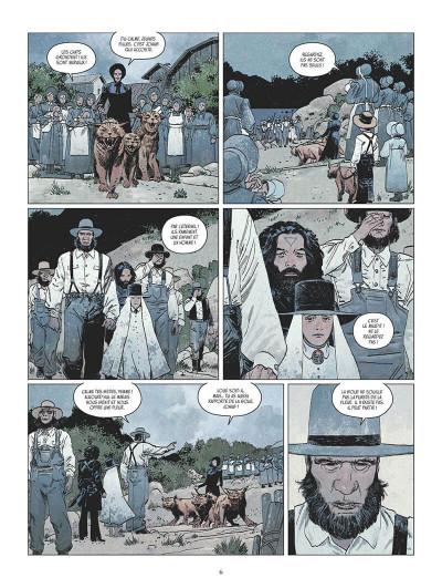 Page 7 Les fils d'El Topo tome 2