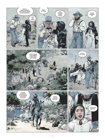 Page 8 Les fils d'El Topo tome 2