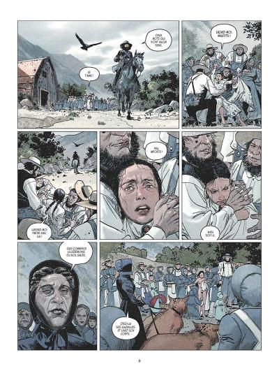 Page 9 Les fils d'El Topo tome 2