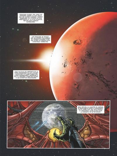 Page 1 La guerre des mondes tome 1