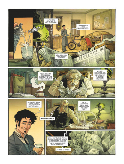 Page 2 La guerre des mondes tome 1