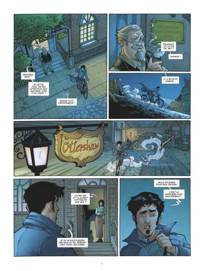 Page 4 La guerre des mondes tome 1