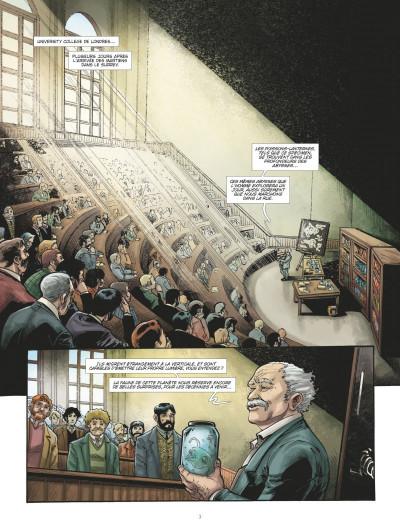 Page 1 La guerre des mondes tome 2