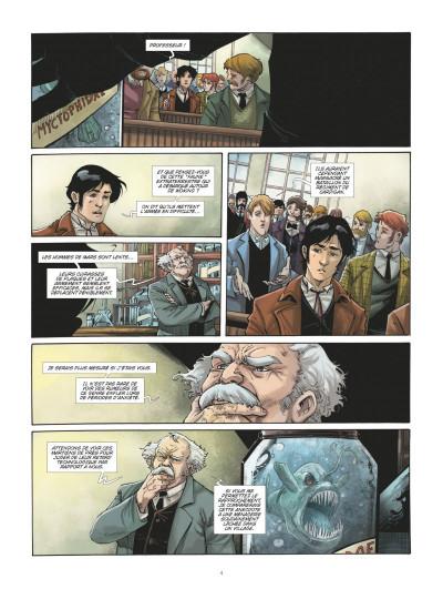 Page 2 La guerre des mondes tome 2