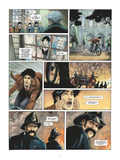 Page 3 La guerre des mondes tome 2