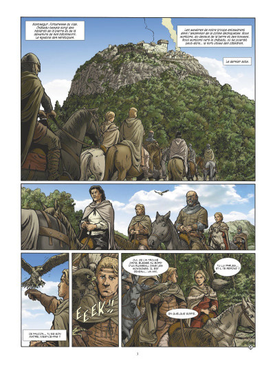 Page 1 Le dernier cathare tome 4