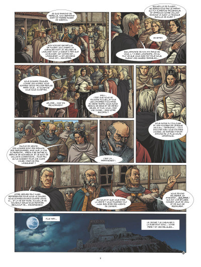 Page 4 Le dernier cathare tome 4