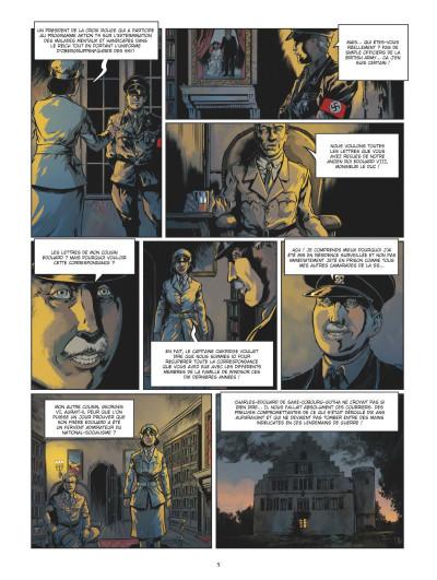Page 3 Le choix du roi tome 1