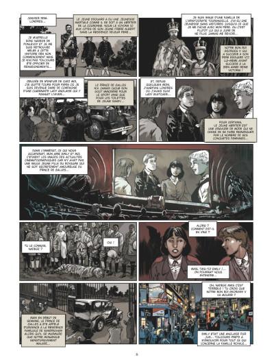 Page 4 Le choix du roi tome 1