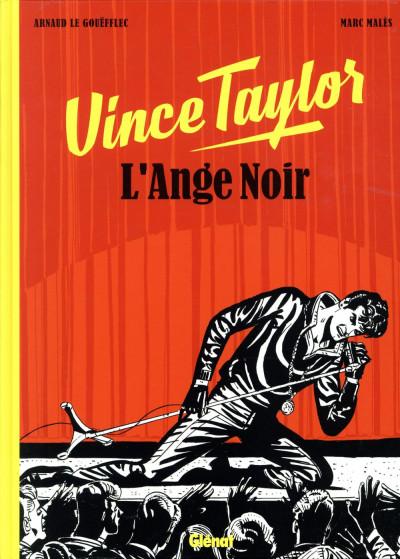 Couverture Vince Taylor, l'ange noir