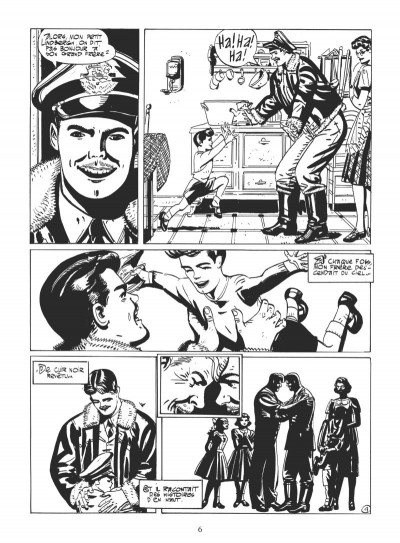 Page 4 Vince Taylor, l'ange noir