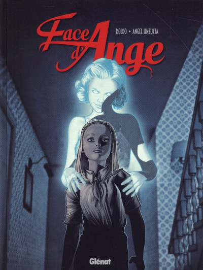 Couverture Face d'ange tome 1