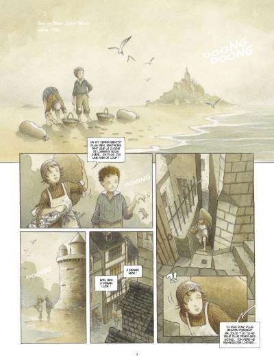 Page 1 Meurtre au Mont-Saint-Michel