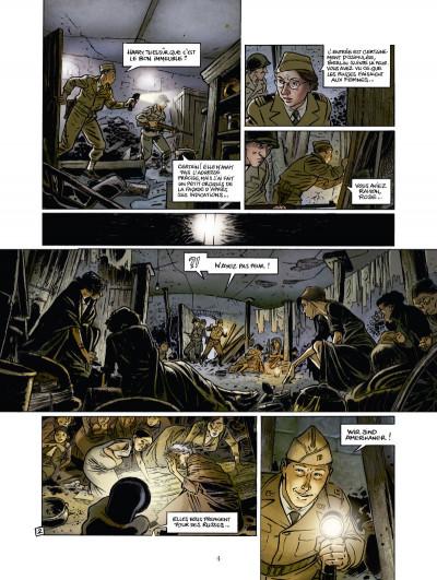 Page 3 La guerre des amants tome 3