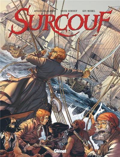 Couverture Surcouf tome 4