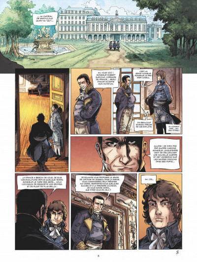 Page 0 Surcouf tome 4