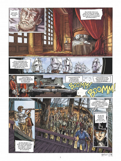 Page 3 Surcouf tome 4