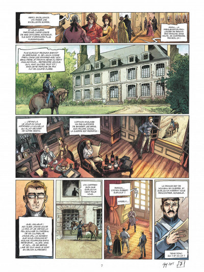 Page 9 Surcouf tome 4