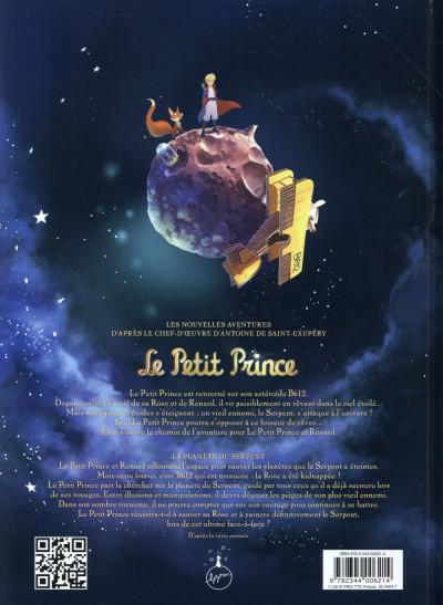 le petit prince tome 24 bdfugue