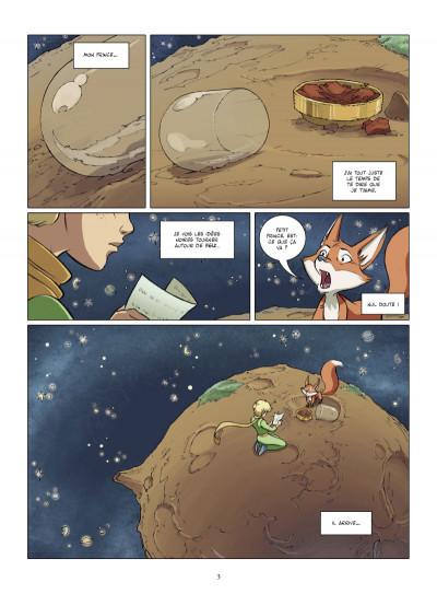 Page 1 Le petit prince tome 24