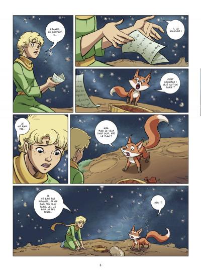 Page 2 Le petit prince tome 24