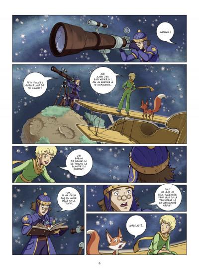 Page 4 Le petit prince tome 24