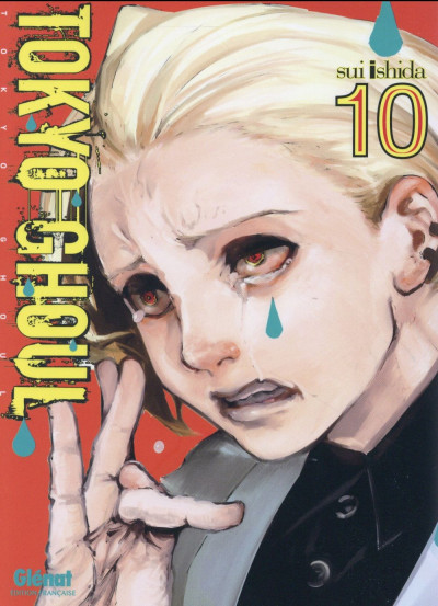 Couverture Tokyo ghoul tome 10