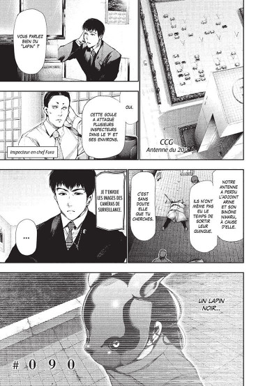 Page 6 Tokyo ghoul tome 10