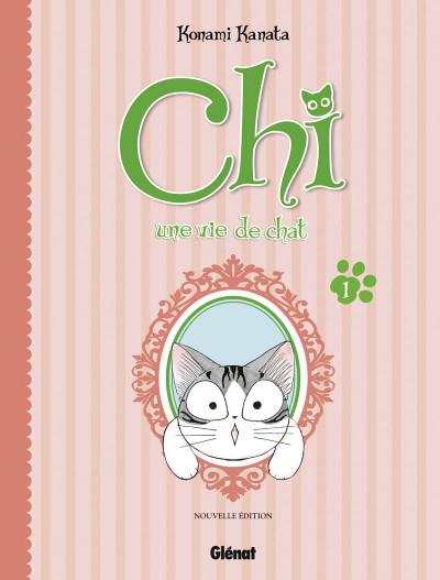 Couverture Chi - une vie de chat grand format tome 1
