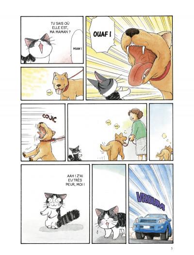 Page 3 Chi - une vie de chat grand format tome 1