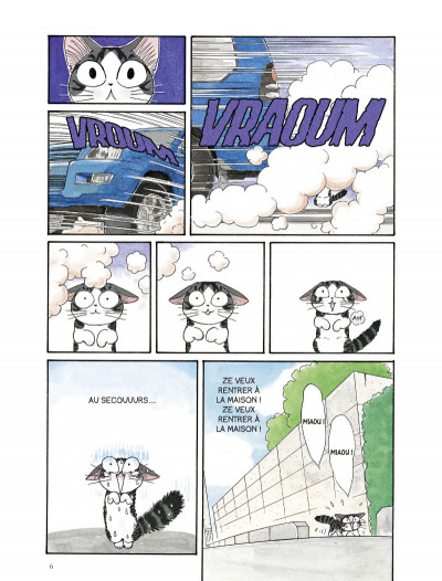 Page 4 Chi - une vie de chat grand format tome 1