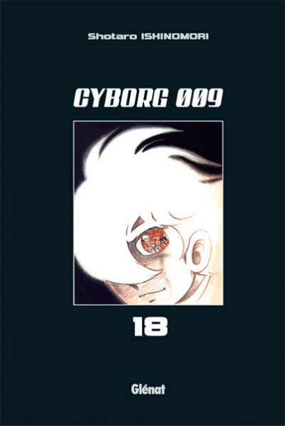 Couverture Cyborg 009 tome 18