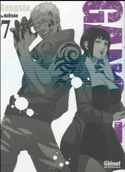 Couverture Gangsta tome 7