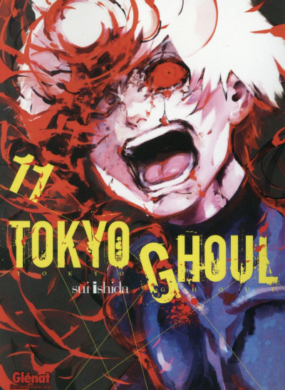 Couverture Tokyo ghoul tome 11