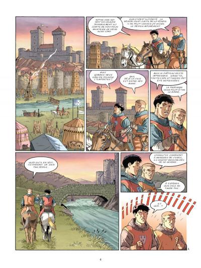 Page 2 Les aigles décapitées tome 27